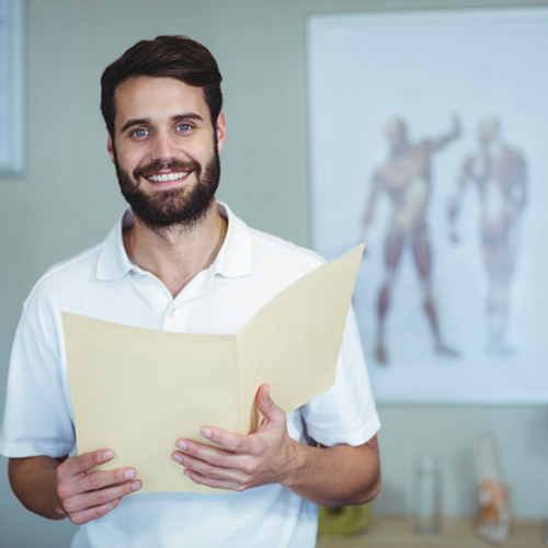 Chiropractor health insurance